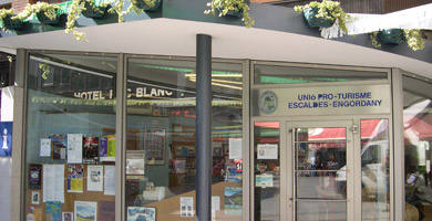 Nova oficina de turisme d 39 escaldes a l 39 illa carlemany - Centre comercial la illa ...