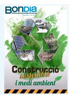 Especial Construcció Sostenible i Medi Ambient
