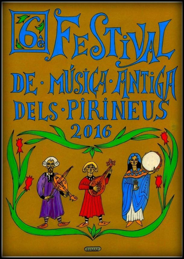 Al Festival de Música Antiga dels Pirineus