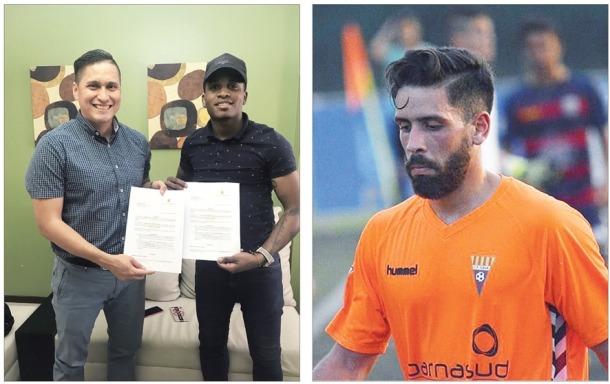 Reforços sud-americans a l'FC Ordino