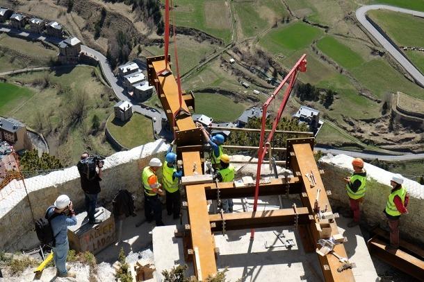 Canillo inaugurarà el nou mirador del roc del Quer al juny