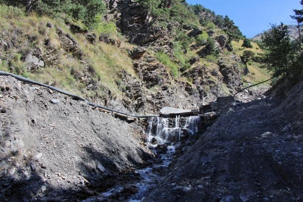 L'aigua que abasteix Aixirivall i la urbanització Prat del Riu no és potable per les pluges