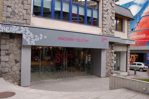 Andorra Telecom compensarà els clients afectats per la incidència de dilluns