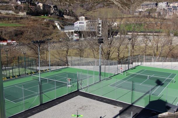 El complex de Prada de Moles acollirà el primer torneig de Pàdel i Tennis d'Encamp
