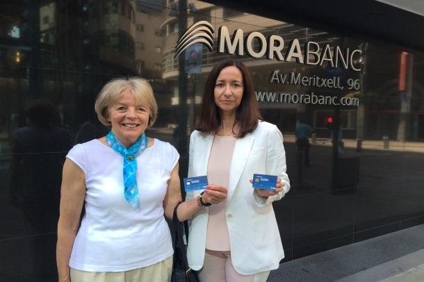 Carisma s'afegeix a la llista d'entitats de la Targeta Solidària de MoraBanc