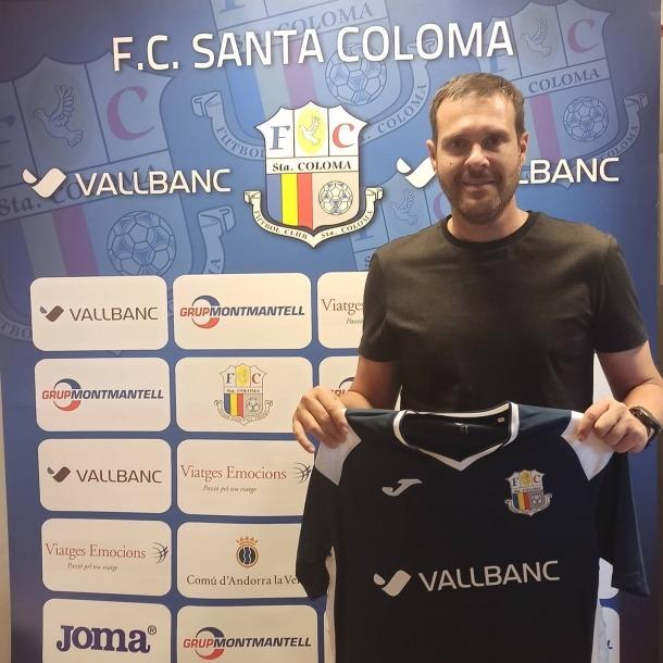 Albert Jorquera substitueix a Marc Rodríguez.