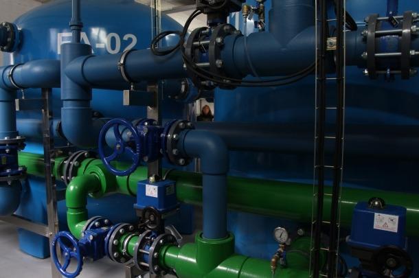Andorra té 55 xarxes d'aigua, que es nodreixen de 159 captacions