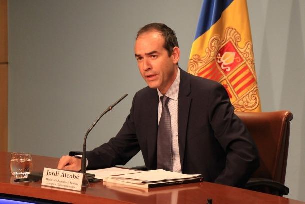SDP i PS porten el 'cas Alcobé' a la sessió de control a l'executiu