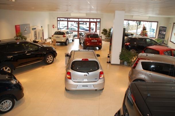 Les matriculacions de vehicles a l'octubre creixen un 25%