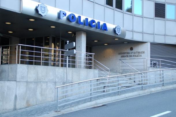 La policia recomana mesures per evitar furts amb força a domicilis
