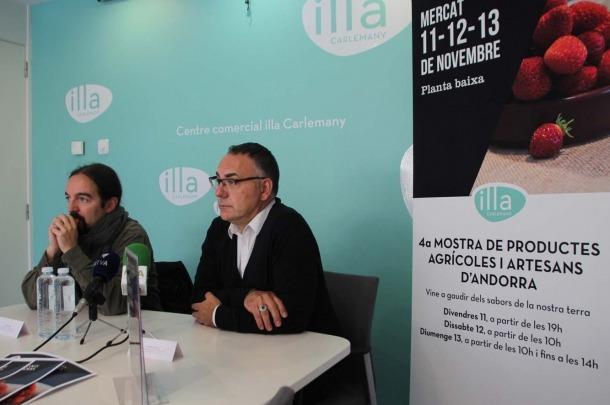 La 4a Mostra de productes agrícoles i artesans d'Andorra servirà per donar visibilitat a la nova marca que els agrupa