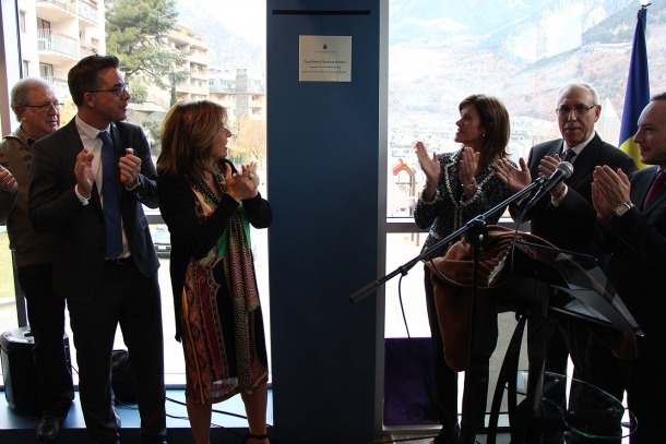 """La gent gran d'Andorra la Vella estrena Casa Pairal """"al cor de la parròquia"""""""