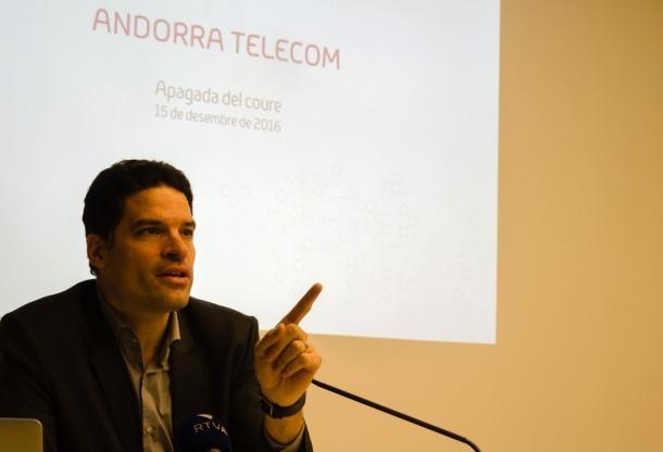 Darrera crida d'Andorra Telecom als 514 clients que no han tramitat el canvi a la fibra òptica