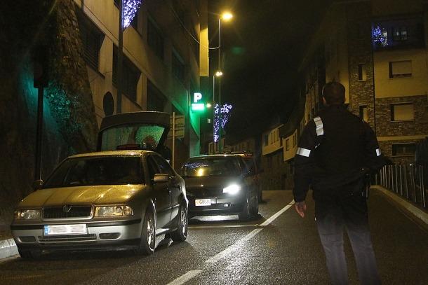 La Policia busca els autors d'un intent de furt en un xalet dels Vilars