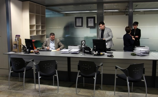El Govern tanca el servei de Tràmits del Prat del Rull per centralitzar-ho tot a l'edifici administratiu