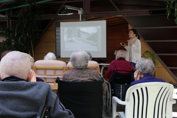FEDA es desplaça a Clara Rabassa per explicar als seus usuaris la història de l'electricitat i el seu museu