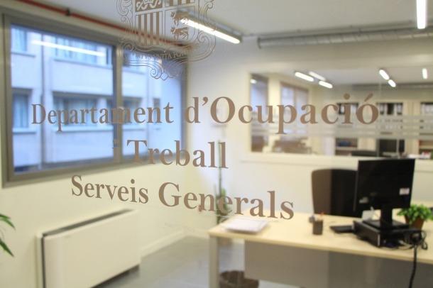 El Govern té registrats 14 delegats de personal de 9 empreses