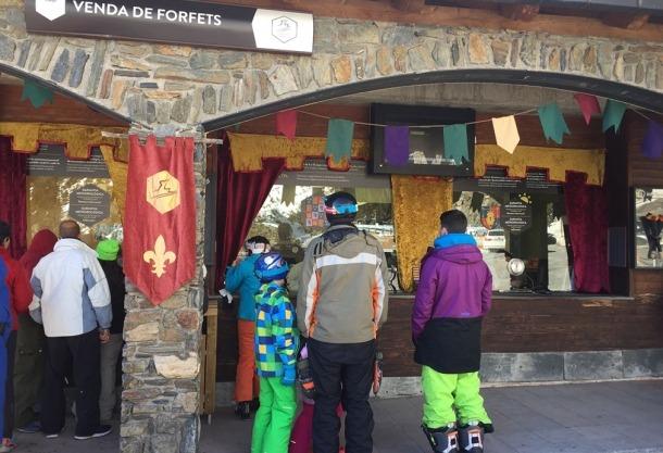 Vallnord supera les xifres de la temporada passada i acull més de 90.000 visitants durant la setmana de Carnaval