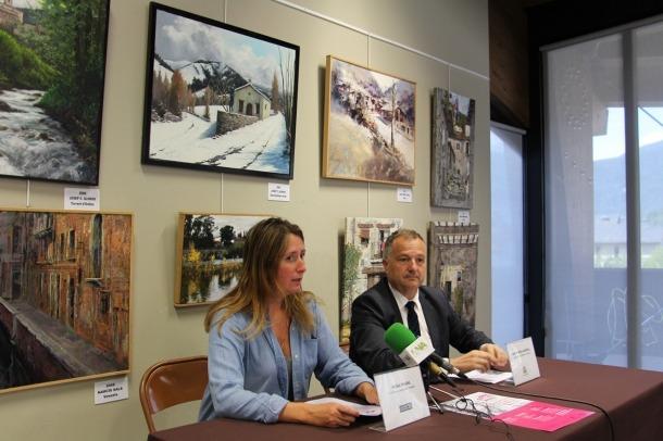 Oberta la convocatòria per a la segona edició de l'Ordino Jardins d'Art