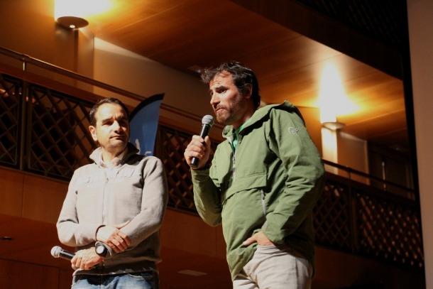 Homenatge a l'escalada per cloure el Cicle de Cinema de Muntanya i de Viatges