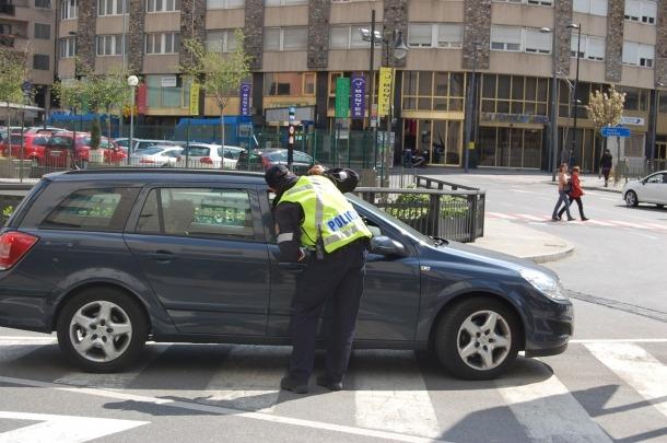 Gairebé 4.000 sancions per excés de velocitat, entre el 27 de gener i el 9 d'abrilGairebé 4.000 sancions per excés de velocitat, entre el 27 de gener i el 9 d'abril