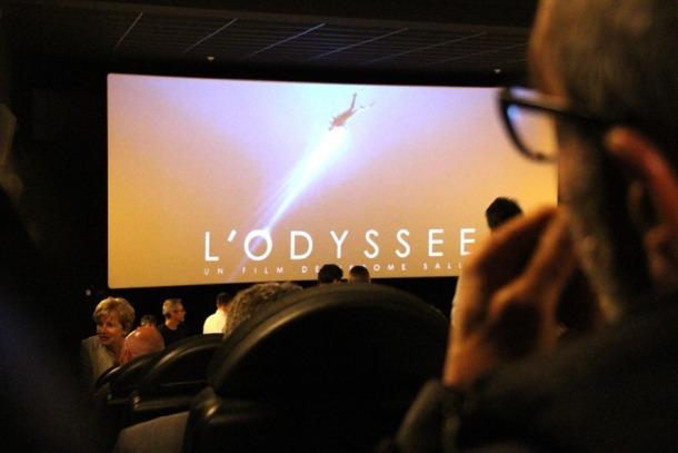 La vida del comandant Cousteau es dona a conèixer amb la projecció de 'L'Odyssée'