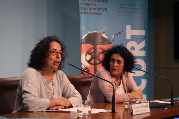 Picurt, Gigó, cine Mostra de cine de muntanya, Wolves, Areny, Sergi Mas