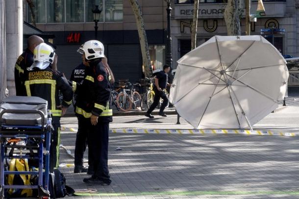 El Govern expressa el seu condol per l'atemptat de Barcelona i convoca un minut de silenci