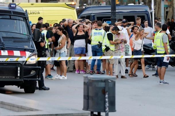 Demòcrates per Andorra se sumen a les mostres de condol per l'atemptat de Barcelona