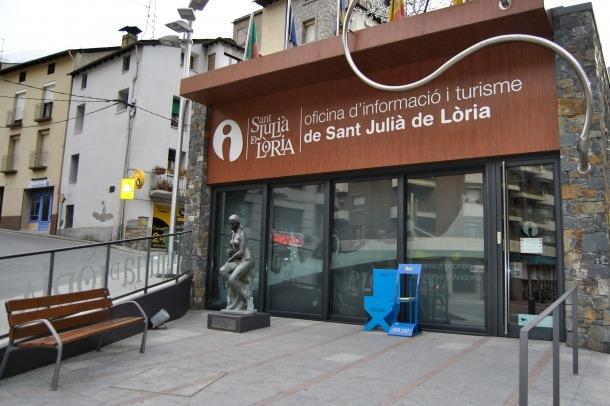 Sant Julià adjudica per 135.000 euros l'habilitació d'un espai per promocionar Naturlàndia i el ràfting