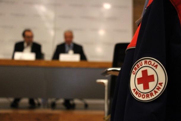 Els tallers estan organitzats per la Creu Roja Andorrana.