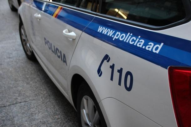 La policia deté quatre persones per baralles en l'àmbit familiar