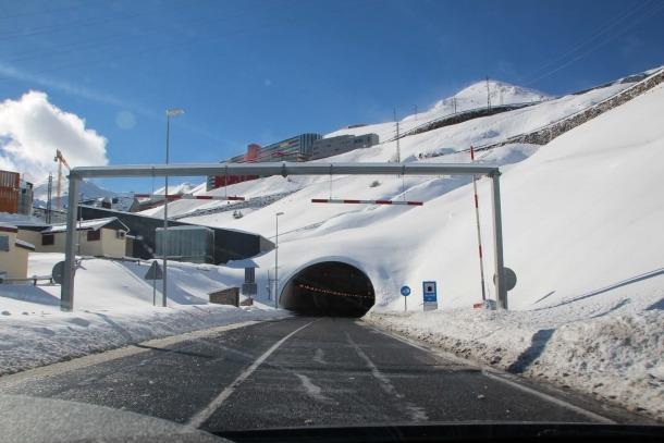 El túnel d'Envalira serà gratuït quan el port estigui tancat al trànsit