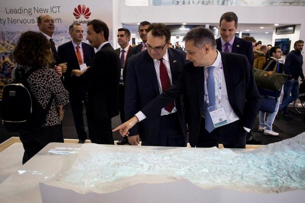 Actua exposa a l'Smart City Expo World Congress de Barcelona les claus per a l'impuls de les TIC d'Andorra