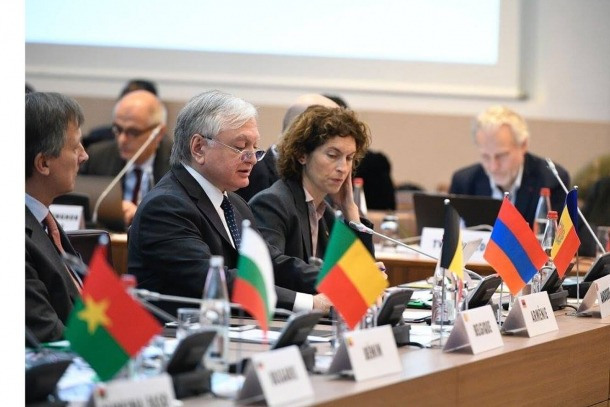 La ministra d'Exteriors defensa el model de transformació econòmica sostenible davant l'OIF