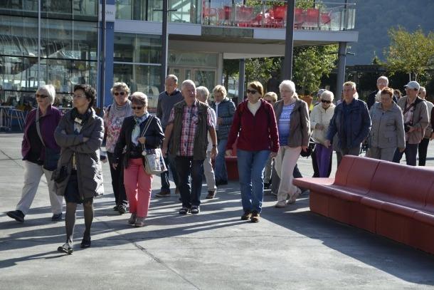 El nombre de visitants a l'octubre baixa un 2,7%