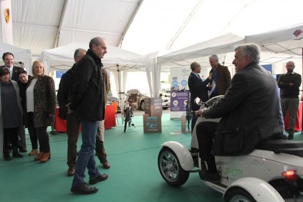 Més d'una seixantena de vehicles ompliran la segona edició de la Fiveco