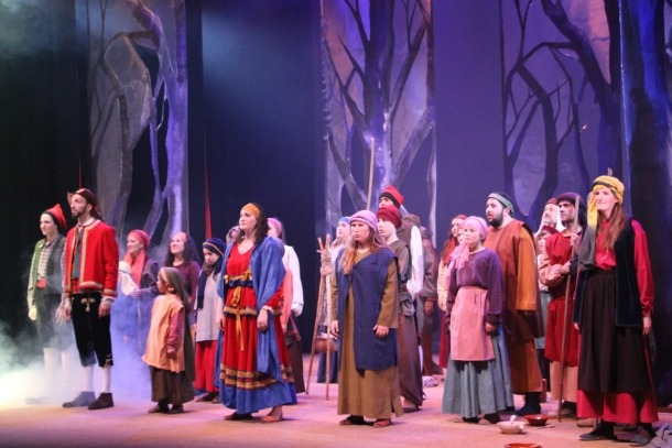 L'última funció d''Els pastorets' lauredians s'ha representat a l'auditori Claror de Sant Julià