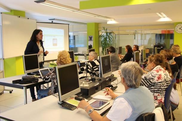 La Fundació Crèdit Andorrà presenta la nova temporada d'activitats del programa 'Envelliment saludable'