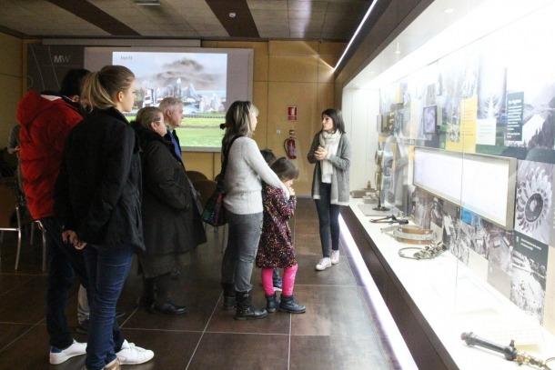 FEDA organitza cada mes una visita guiada al MW Museu de l'Electricitat i la Central Hidroelèctrica.