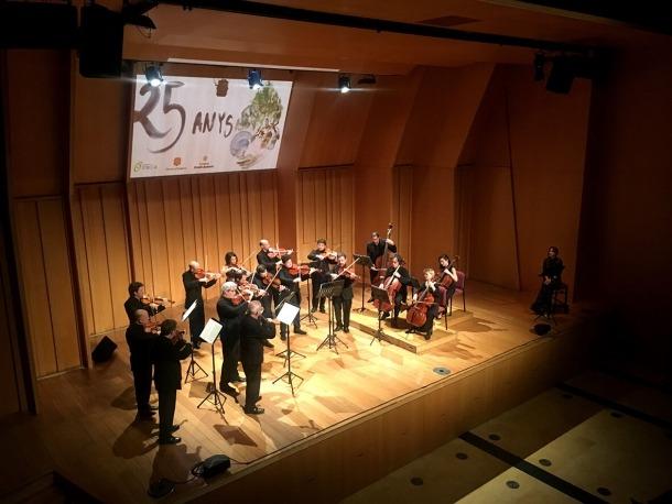 Concert de l'ONCA.