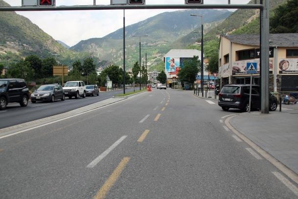 Tram de l'avinguda Tarragona on es realitzaran les obres.
