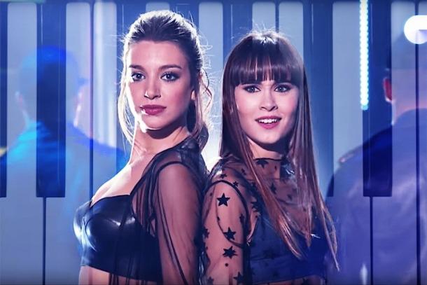 Aitana i Ana d'Operación Triumfo.