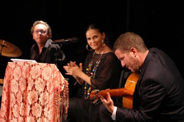 Actuació de Sonia Miranda aquest dimecres a l'ACCO Centre de Congressos d'Ordino.