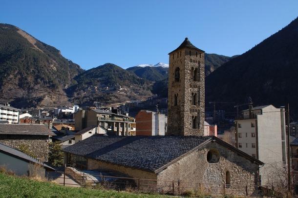 El concert tindrà lloc a l'església de Santa Eulàlia d'Encamp.