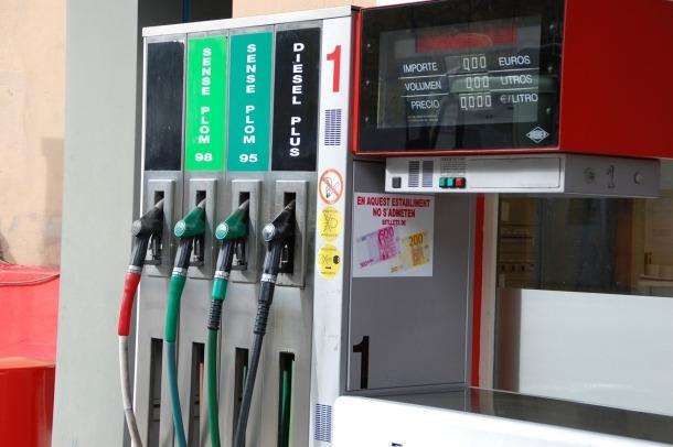 El grup dels carburants ha tingut un comportament inflacionista.
