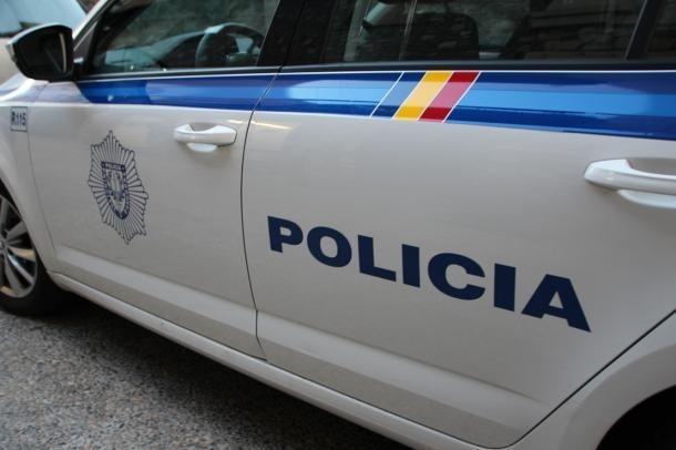 La policia va intervenir en el lloc dels fets.