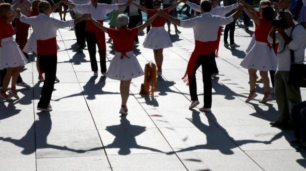 L'Aplec de la sardana començarà el dissabte dia 1 de setembre.