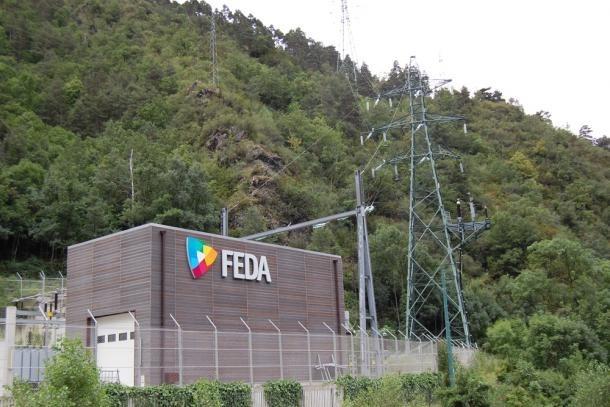 Les dades de consum elèctric han estat facilitades per FEDA.