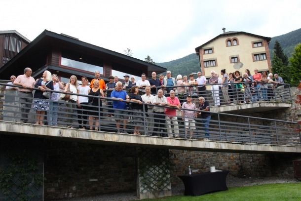 Hortolans de totes les parròquies es troben a Ordino per compartir experiències